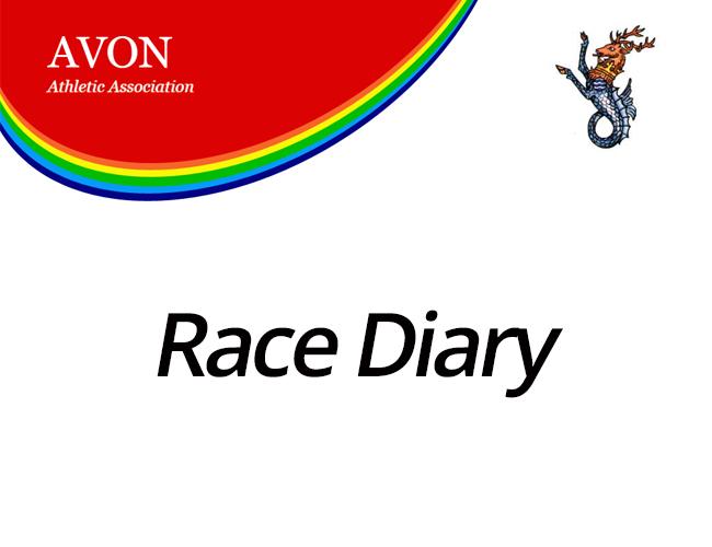 Avon Race Diary